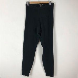 MOUNTAIN HARDWARE Black Fleece Base Layer Pants M